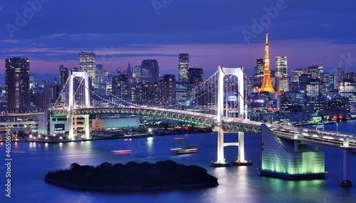 Poster Tokyo Tokyo Bay
