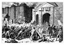 1789 : Prise De La Bastille - ...