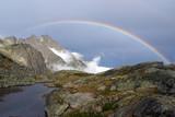 Fototapeta Rainbow - Tęcza w Staroleśnej