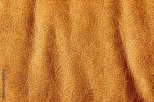 Deurstickers Leder Hintergrund Nubukleder hellbraun