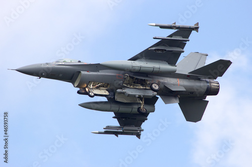 Photo fighter jet