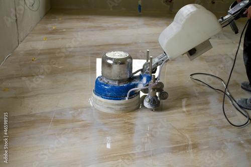 Big grinding machine
