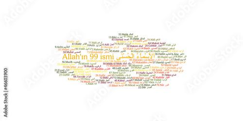 99 Namen Allahs