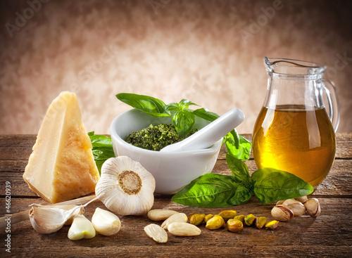 Sicilian pesto - 46620939