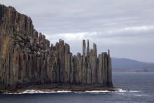 Dramatic Tasmanian Coastline, ...
