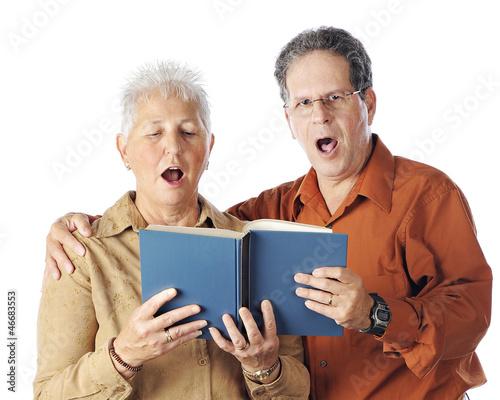 Fotografija  Senior Duet