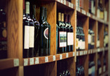 Wine bottles - 46695114