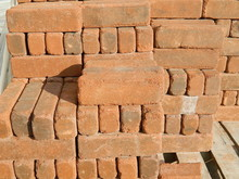 Palletized Clay Brick Pavers