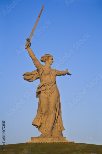 Poster  The Motherland Calls