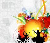 Music illustration - 46723780