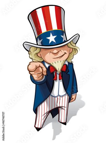 Fotografía  Uncle Sam 'I Want You'