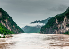 Travel On The Yangtze River, W...