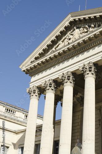 palais de justice Canvas-taulu