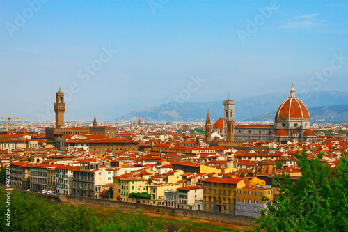Foto op Plexiglas Toscane Florence, Italy