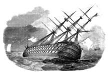 Sailing Ship - 18th Century