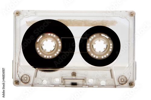 Fotografie, Obraz  Single audio cassette