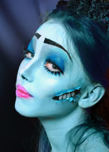 Corpse Bride Under Blue Moon L...