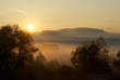 Sunrise, Transylvania