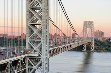 Fototapeta Mosty George Washington Bridge