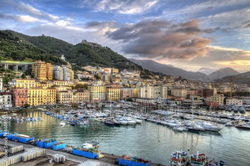 Foto auf AluDibond Neapel Salerno, Italy.