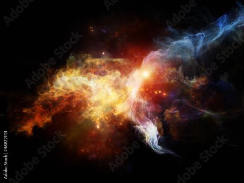 Fototapeta  Virtual Cosmos