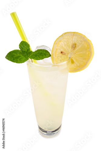 vodka lemon II Canvas