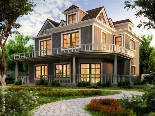 Photo  The dream house 15