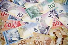 Money Seamless Background
