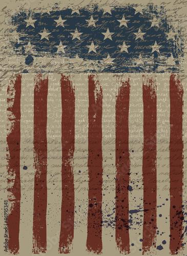 starzejacy-sie-amerykanski-patriotyczny-tlo-wektorowa-ilustracja-eps10