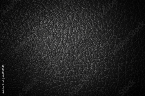 Piel sintética negra Canvas-taulu