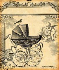 Fototapeta na wymiar Landau 1900