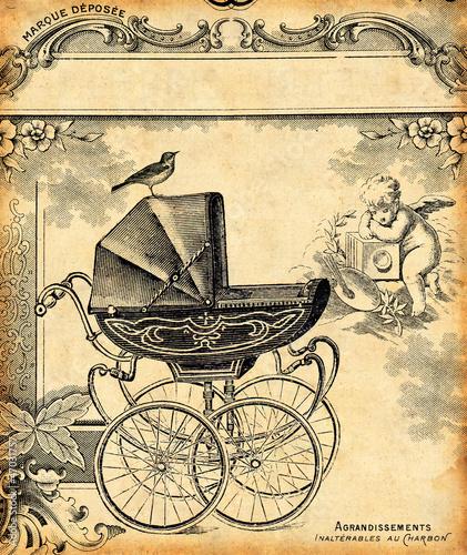 Obrazy na płótnie Canvas Landau 1900