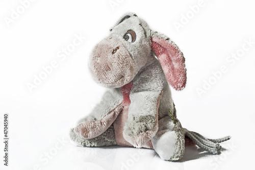 Obraz Miś-pluszowa zabawka - fototapety do salonu