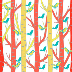 Plakat Forest