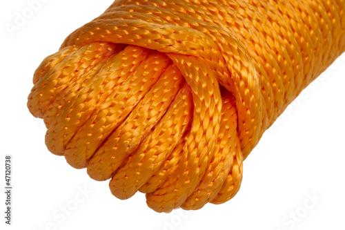Photo  Hank Orange synthetic rope