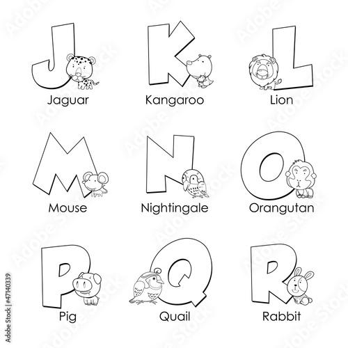 kolorowanki-alfabetu-dla-dzieci-od-j-do-r