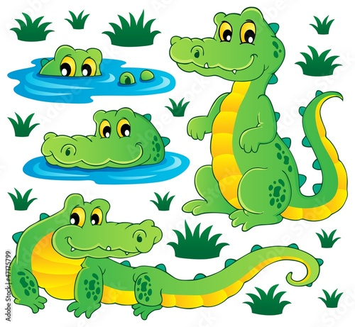 obraz-z-motywem-krokodyla-3