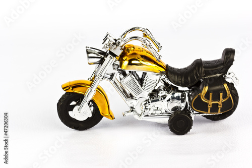 Poster Motocyclette Motorcycle Toy.