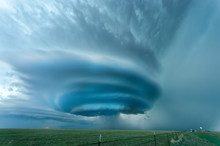 """Supercell """"Vega"""" In Texas, May 2012"""