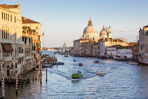 Poster Venise Venice - The Grand Canal