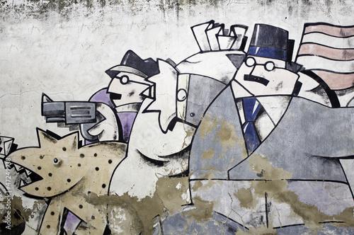 Fototapeta Graffiti II