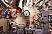 German World War 2 Submarine Type VIIC/41 - Heart Of Submarine