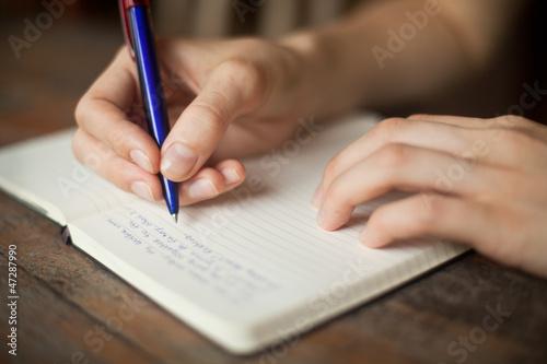 Photo  writing