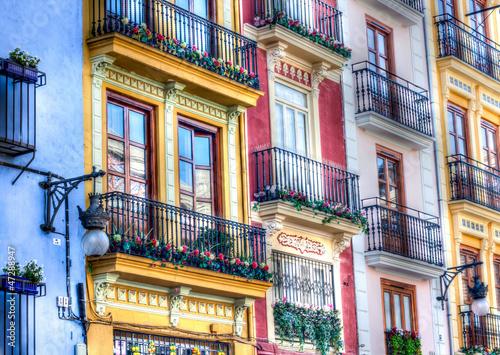 Valencia exterior building market