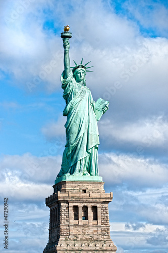 Fotografie, Obraz  The Statue of Liberty, New York City. USA.