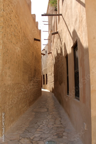 Photo  Old town, Dubai