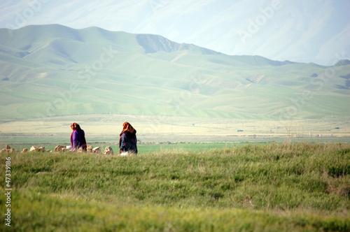 Photo Turkmenistan Hills