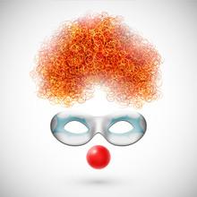 Accessories Clown