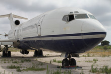 Boeing 727 Hors Service