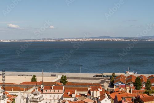Poster Cote Lisbon / Lisboa - capital of Portugal